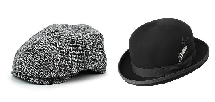 шляпы в осеннем сезоне