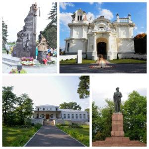 Тамбовские памятники