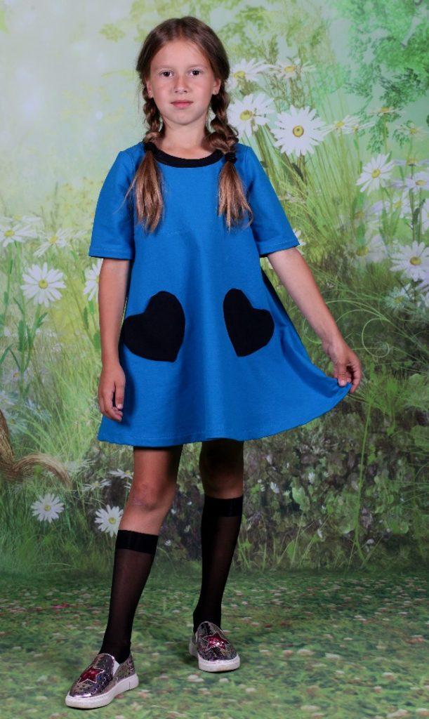 Детское платье от ТД Валерия