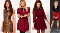 Терракотовые платья