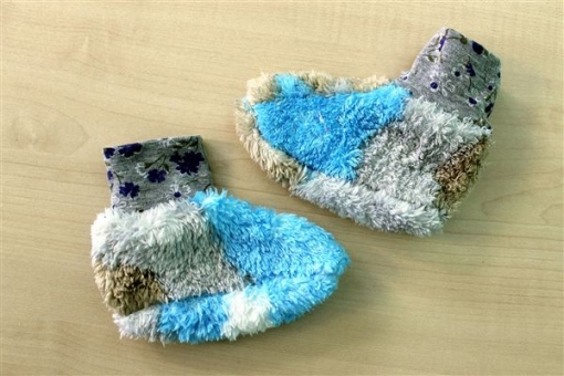 Детские носки из велсофта Оддис