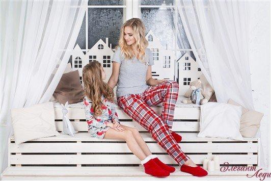 Новинки трикотаж интернет-магазин пижама женская