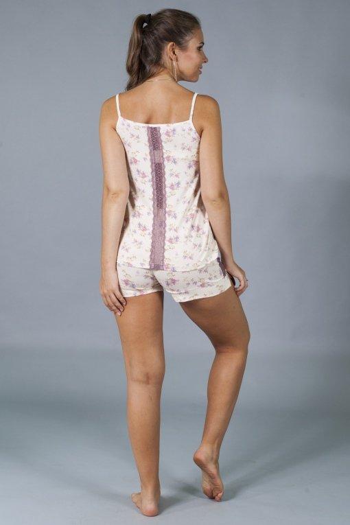каприз пижама легкая зад