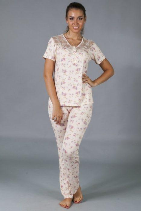 каприз пижама с брюками