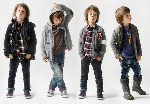 Мода на мальчиков