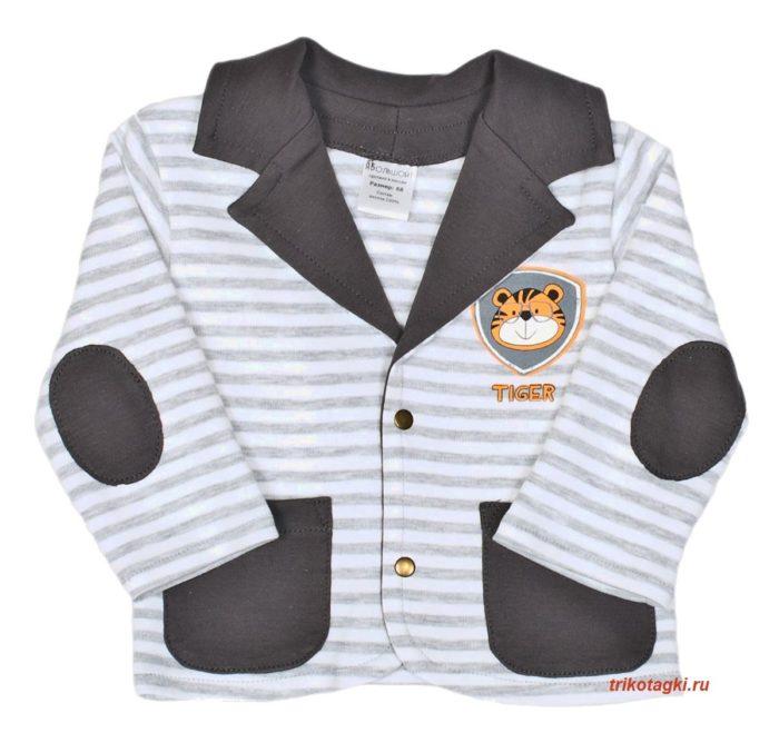 Пиджак с тигром