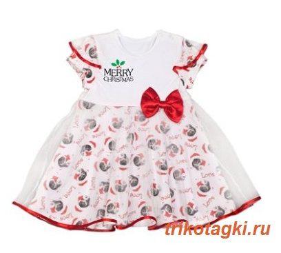 Платье Рождество
