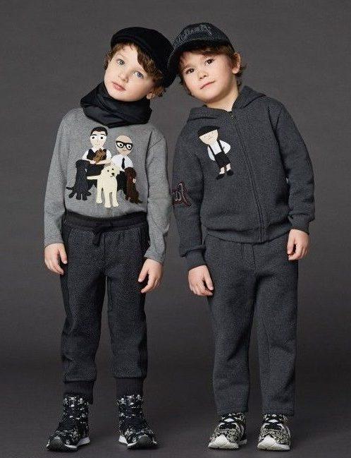 Трикотажные джемперы на мальчиков