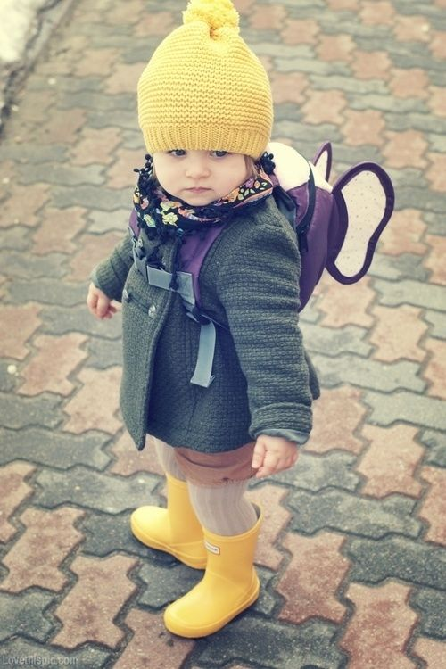 Повседневная мода на девочек