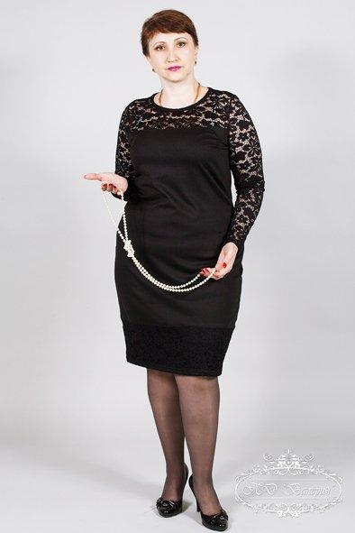 Что одеть на 8 марта черное платье