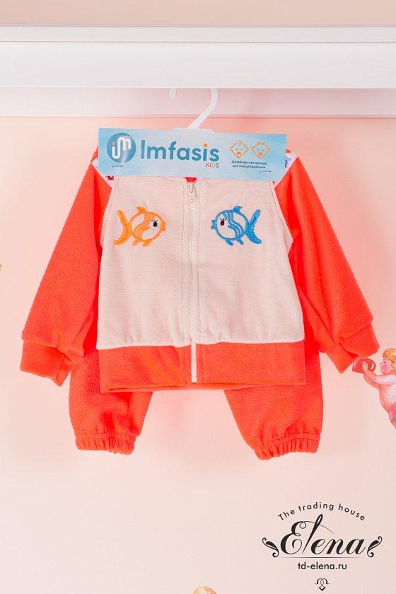 Купить детский трикотаж костюм для девочки