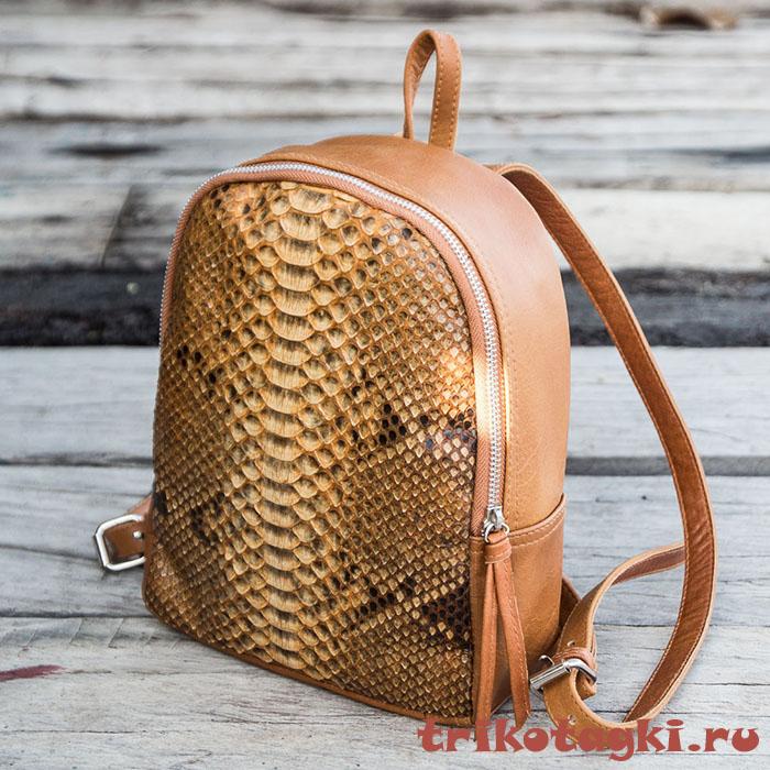 Рюкзак питон