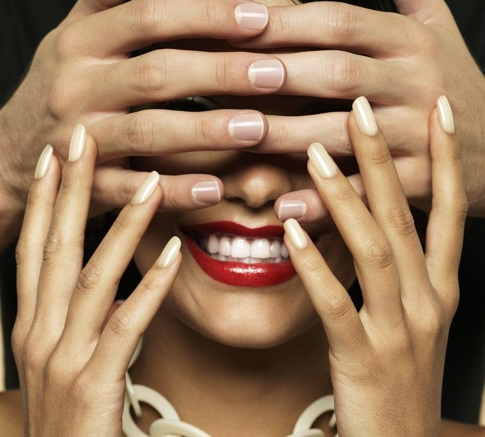 Классически ухоженные ногти