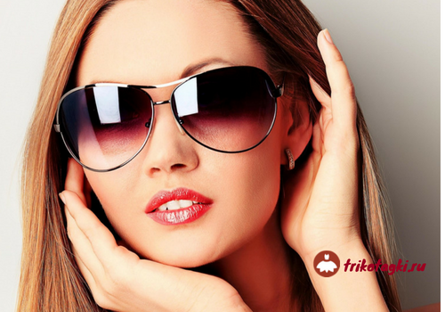 Солнцезащитные очки женские 2018