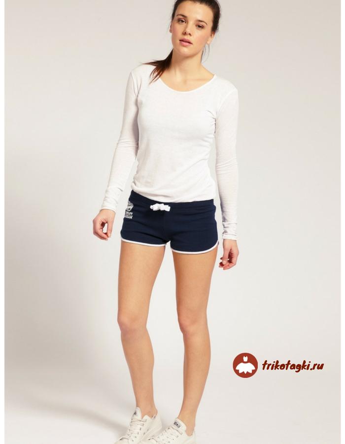 Летние спортивные шорты для женщин