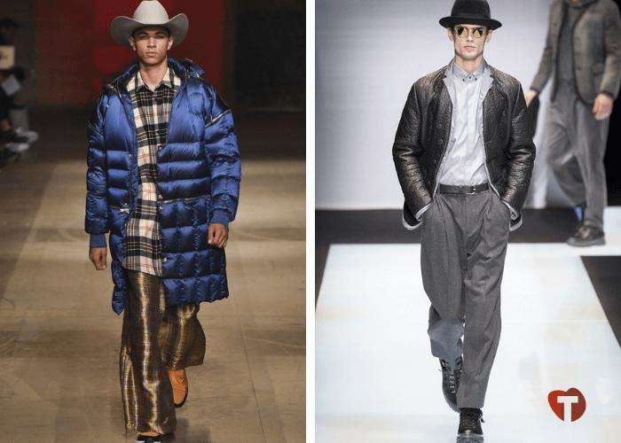 Мужские шляпы осень зима 2018/2019