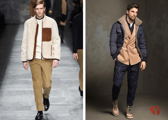 Куртки мода осень зима 2018/2019