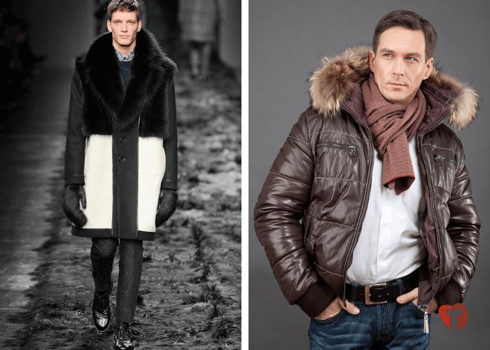Мех мода осень зима 2018/2019