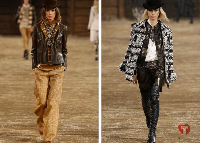 Женщины ковбойский стиль