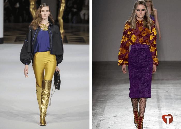 Женская мода 2018/2019 юбка, брюки