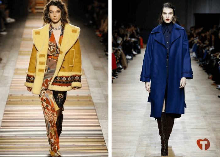 Женская мода 2018/2019 верхняя одежда