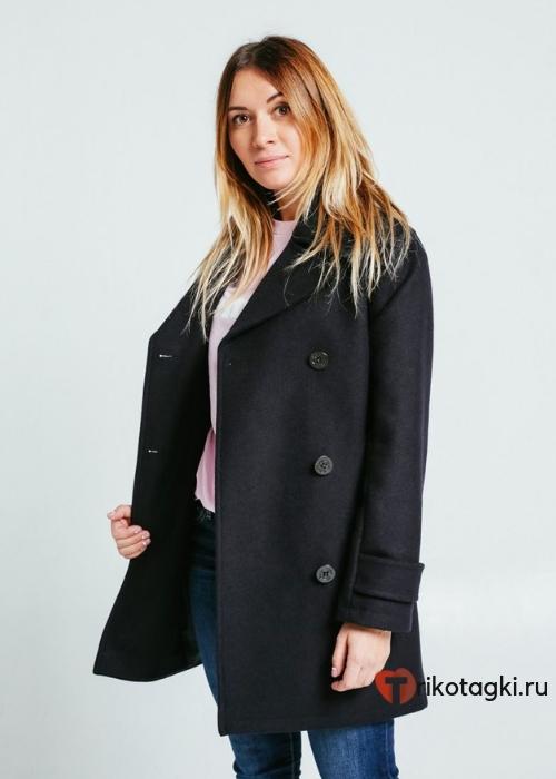 Женское пальто Бушлат