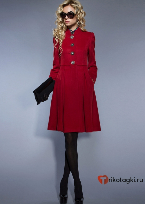 Женское платье - пальто
