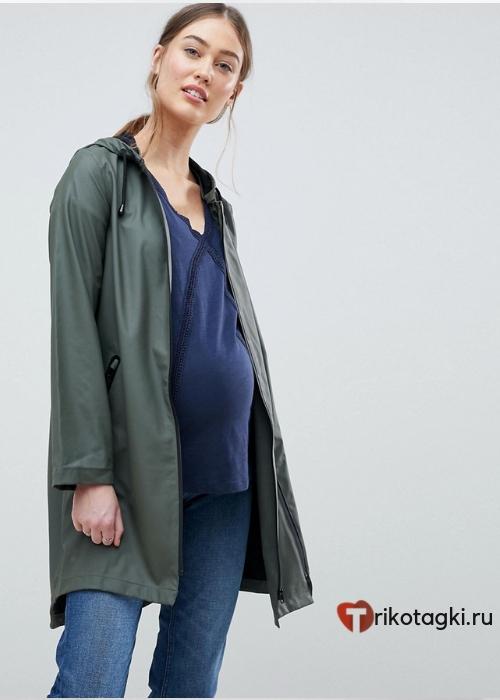 Женское пальто - макинтош