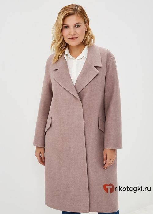 Женское пальто - поло