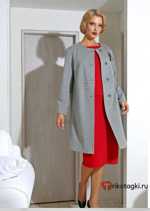 Женское пальто редингтон