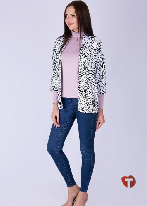 Пиджак светлый