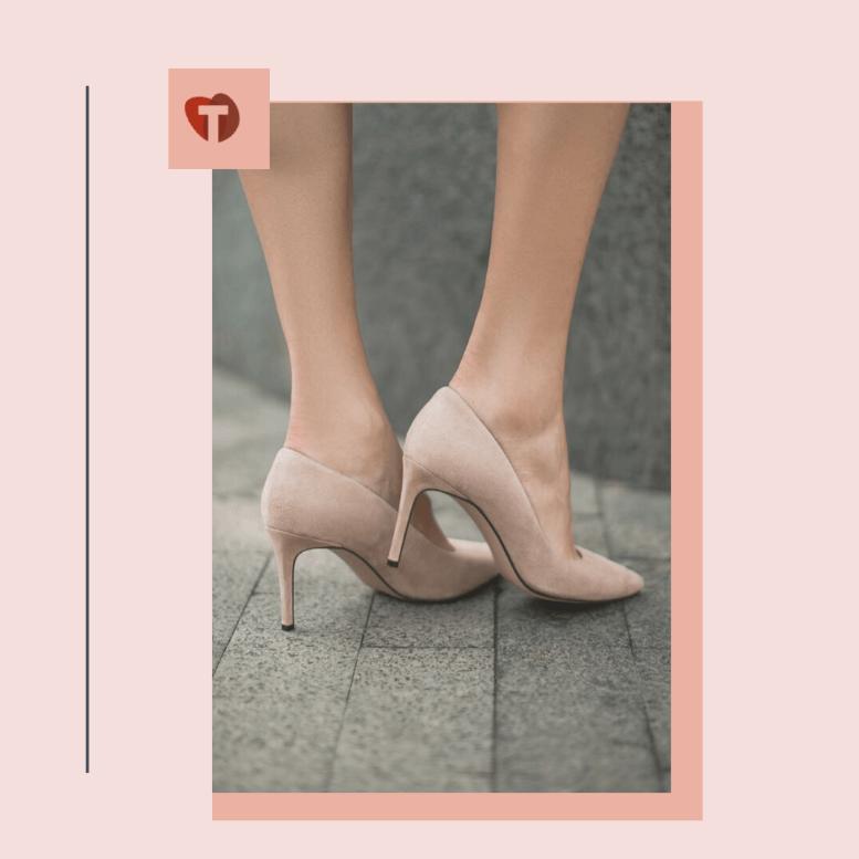 Летняя женская офисная обувь