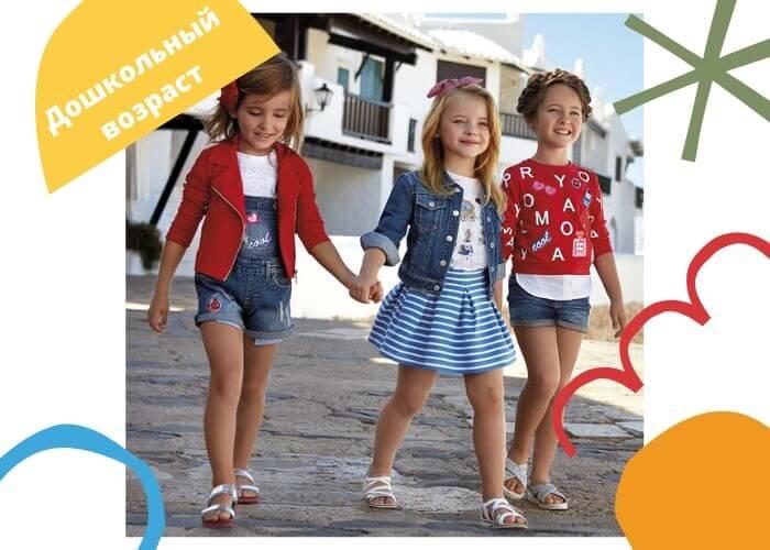 Детская мода 2020